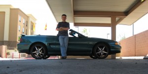 Mustang GT 1998 Convertible 4.6L