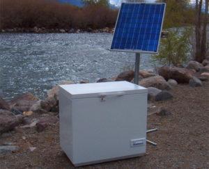 Nevera solar desarrollada gracias a la NASA