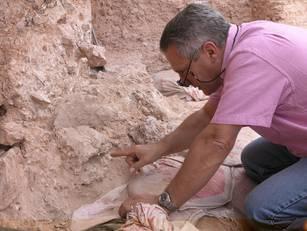 Jean-Jacques Hublin ante los nuevos fósiles de Jebel Irhoud