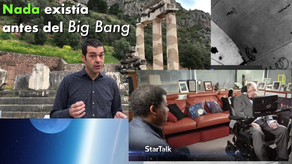 Stephen Hawking: «No había nada antes del Big Bang»